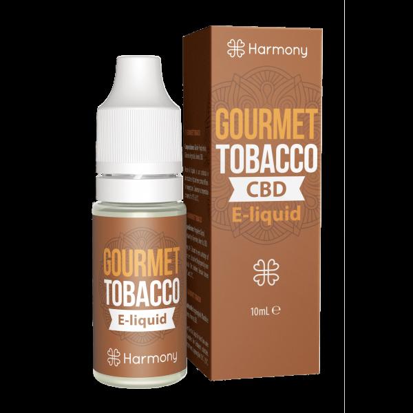 e-liquid gourmet tobacco