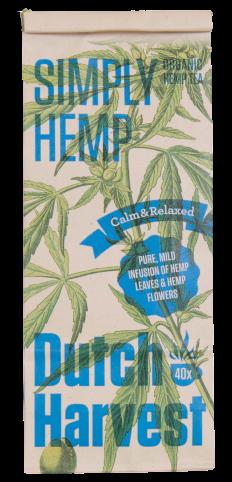 herbata simply hemp
