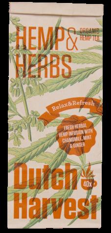 herbata konopna hemp herbs