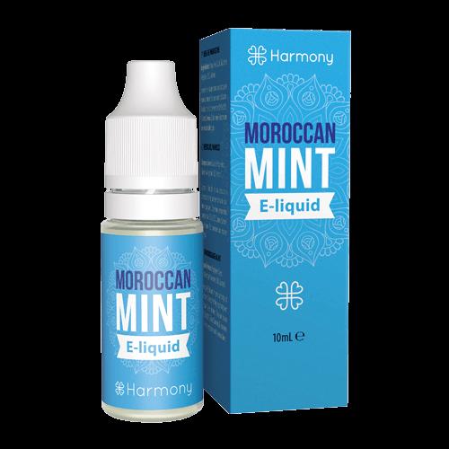 e-liquid moroccan mint