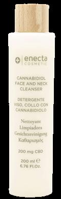 płyn oczyszczajacy do twarzy szyji cbd-enecta