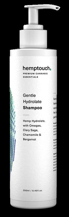 szampon z hydrolatem z konopi hemptouch