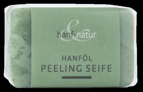 mydło peelingujące hanf&natur