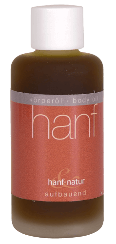 olejek do ciała konopie hanf&natur