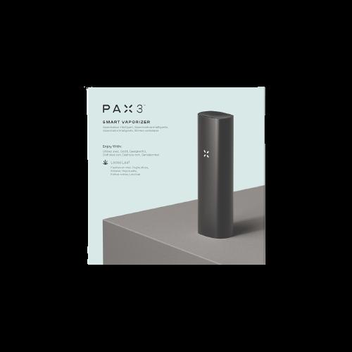 waporyzator pax3 czarny